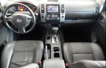 Nissan Frontier SL 4x4 Cabine Dupla 2.5 Turbo Diesel - Foto #7