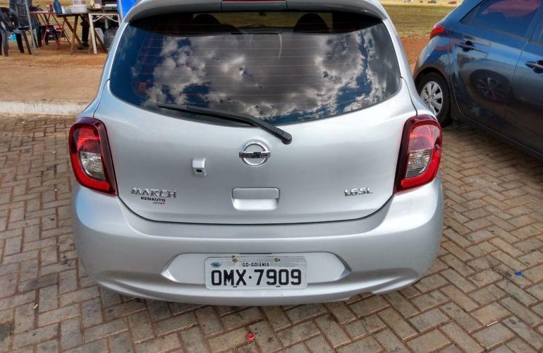 Nissan March 1.6 16V SL (Flex) - Foto #1