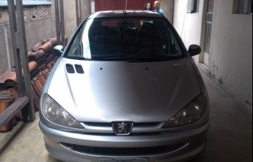 Peugeot 206 Hatch. Sensation 1.0 16V - Foto #9