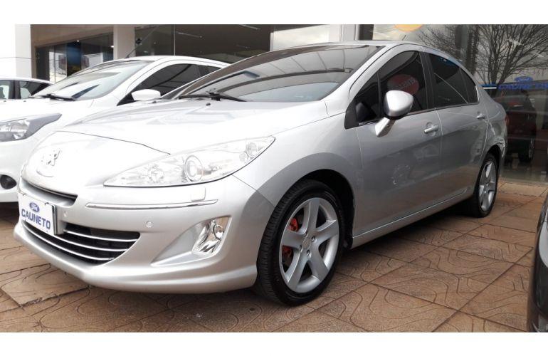 Peugeot 408 Griffe 2.0 16V (aut) (Flex) - Foto #2