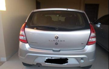 Renault Sandero Expression 1.6 8V (Flex)