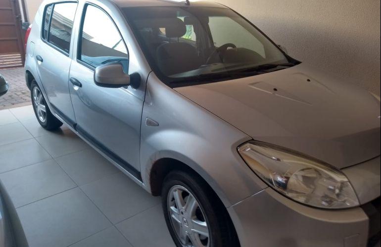 Renault Sandero Expression 1.6 8V (Flex) - Foto #4