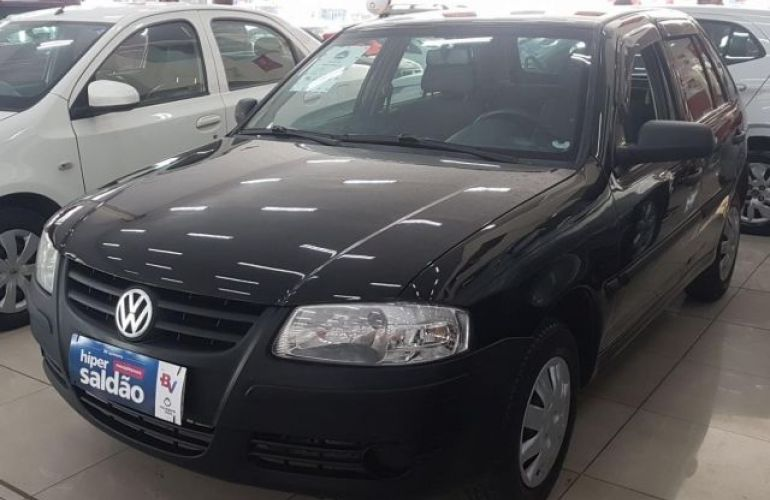 Volkswagen Gol City 1.0 Mi 8V Total Flex - Foto #2