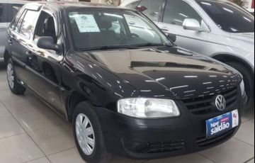 Volkswagen Gol City 1.0 Mi 8V Total Flex - Foto #3