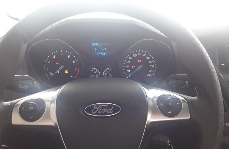 Ford Focus Sedan S 2.0 16V PowerShift (Aut) - Foto #4
