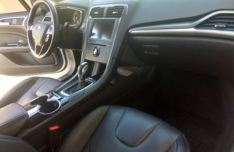 Ford Fusion 2.0 16V GTDi Titanium (Aut) - Foto #3