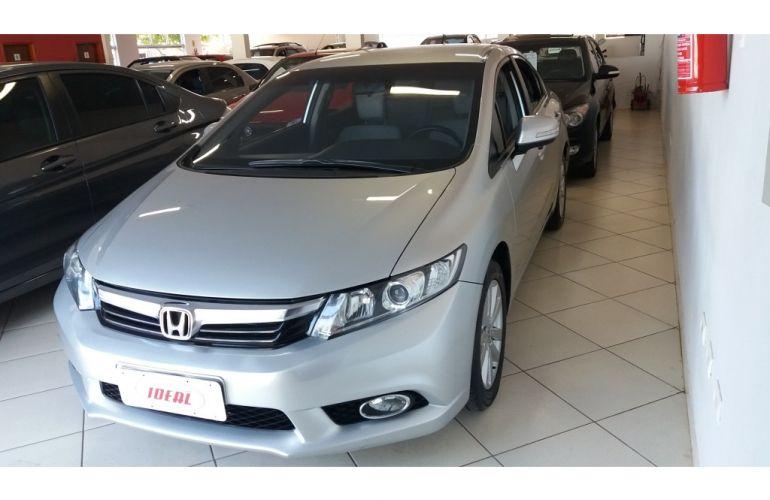 Honda New Civic LXL SE 1.8 i-VTEC (Aut) (Flex) - Foto #2