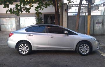 Honda New Civic LXR 2.0 i-VTEC (Aut) (Flex) - Foto #2