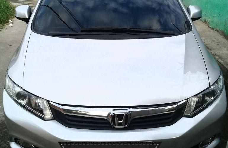Honda New Civic LXS 1.8 16V i-VTEC (Flex) - Foto #4