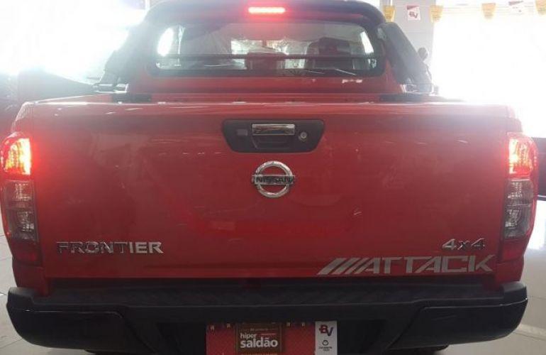 Nissan Frontier Platinum 4x4 CD 2.5 TD - Foto #5