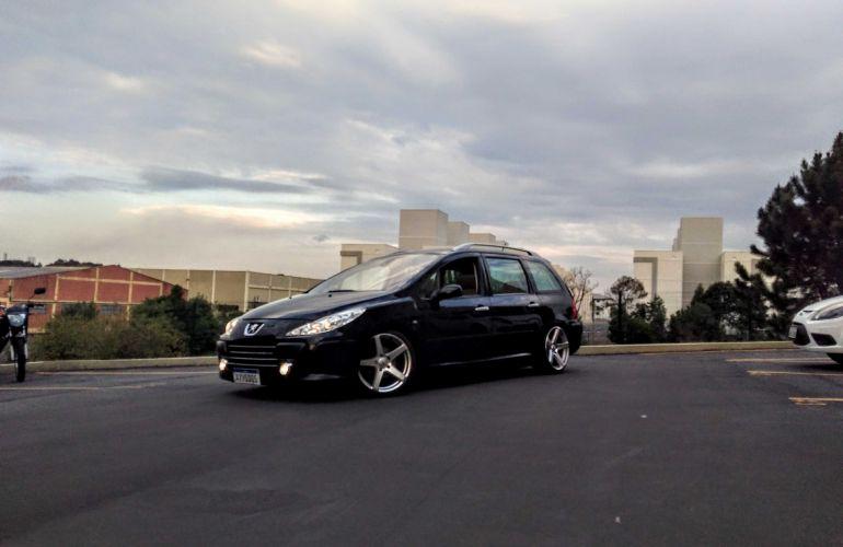 Peugeot 307 SW Feline 2.0 16V (aut) (web) - Foto #2