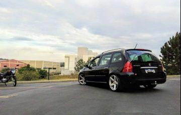 Peugeot 307 SW Feline 2.0 16V (aut) (web) - Foto #4
