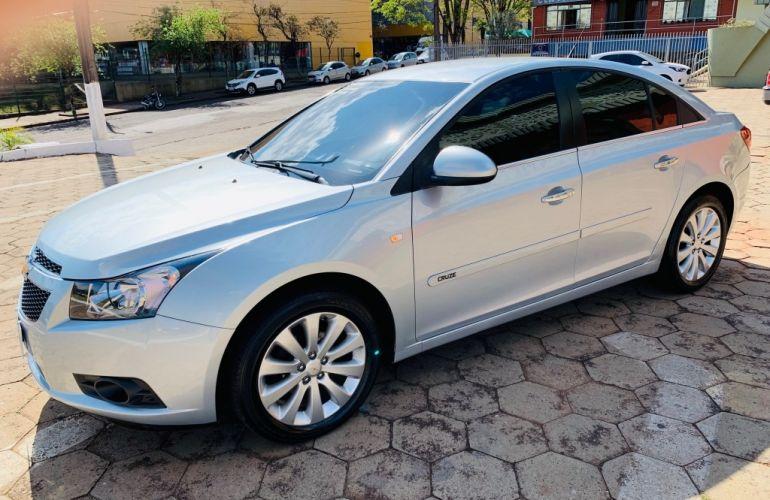 Chevrolet Cruze LTZ 1.8 16V Ecotec (Aut)(Flex) - Foto #6