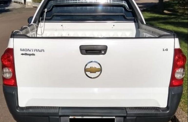 Chevrolet Montana Conquest 1.4 (Flex) - Foto #2