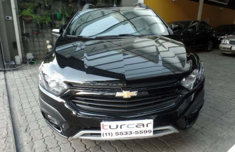 Chevrolet Onix Activ 1.4 MPFI 8V - Foto #5