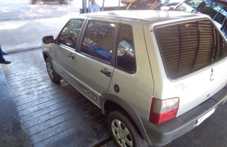 Fiat Uno Way 1.0 8V (Flex) 4p - Foto #8