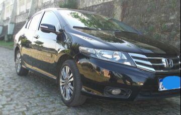 Honda City EX 1.5 (Flex) (Aut) - Foto #5