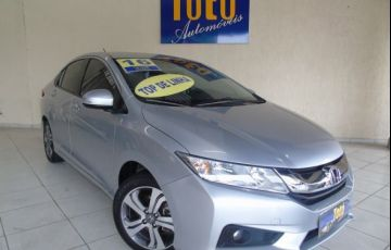 Honda City EX 1.5 16V i-VTEC FlexOne