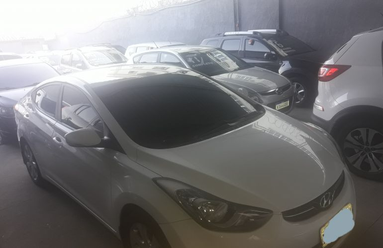 Hyundai Elantra Sedan GLS 2.0L 16v (Flex) (Aut) - Foto #6