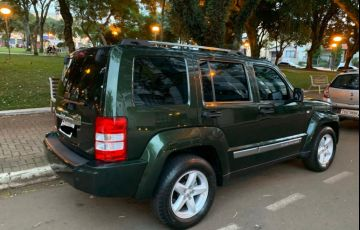 Jeep Cherokee Limited 3.7 V6 4WD - Foto #5