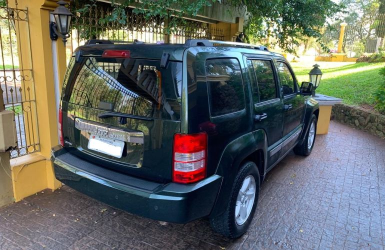 Jeep Cherokee Limited 3.7 V6 4WD - Foto #9