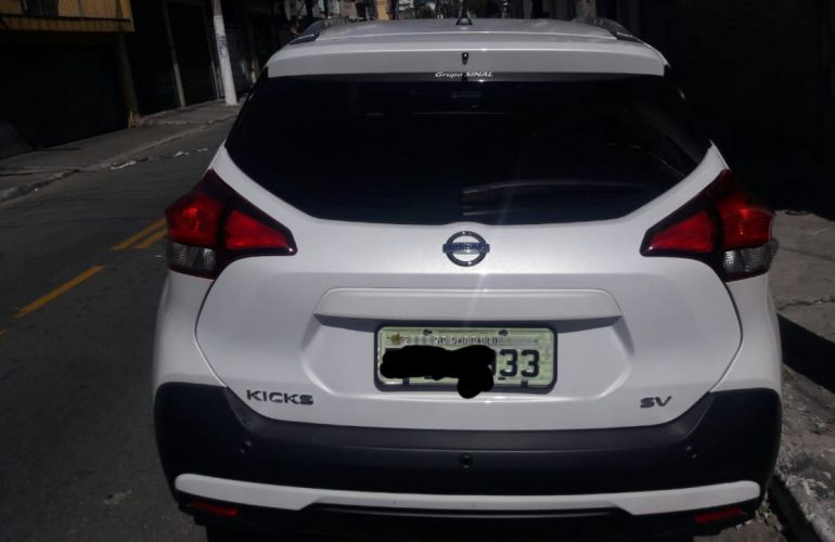 Nissan Kicks 1.6 SV CVT (Flex) - Foto #4