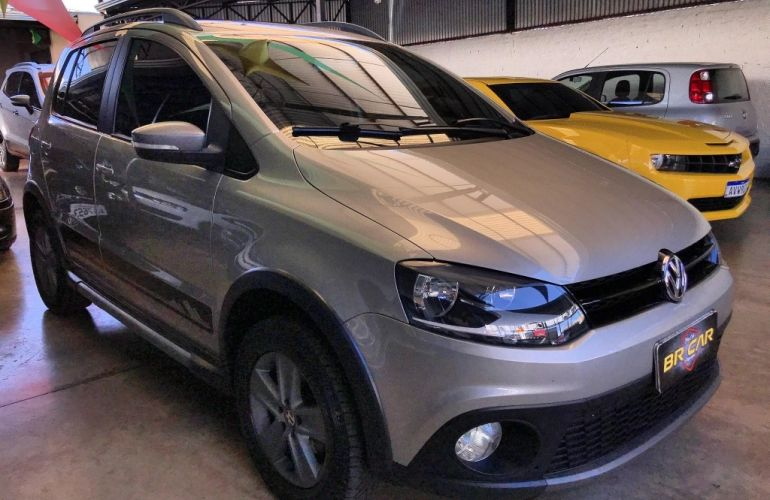 Volkswagen CrossFox 1.6 (Flex) - Foto #3