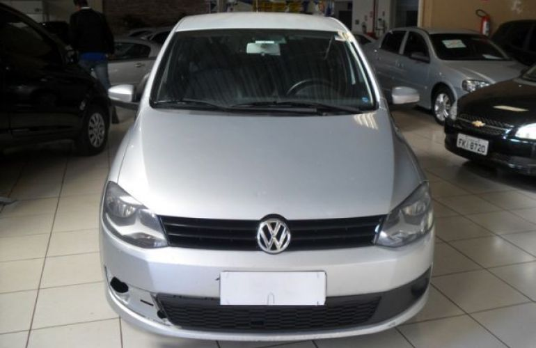 Volkswagen Fox 1.0 Mi 8V Total Flex - Foto #1