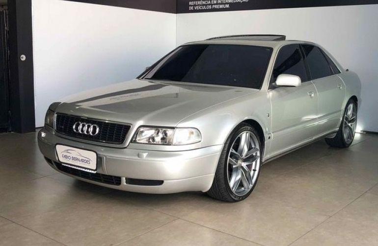 Audi A8 Quattro Tiptronic 4.2 V8 40V 1995/1995 - Salão do ...