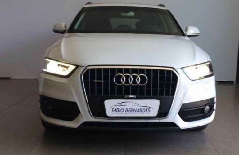Audi Q3 Quattro Ambiente 2.0 TFSI - Foto #3