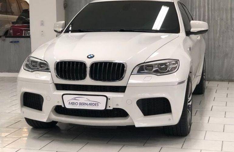 BMW X6 M 4.4 Bi-Turbo V8 32V - Foto #1