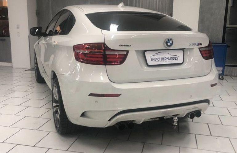 BMW X6 M 4.4 Bi-Turbo V8 32V - Foto #6