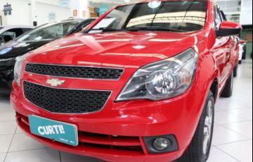 Chevrolet Agile LTZ 1.4 Mpfi 8V Econo.Flex