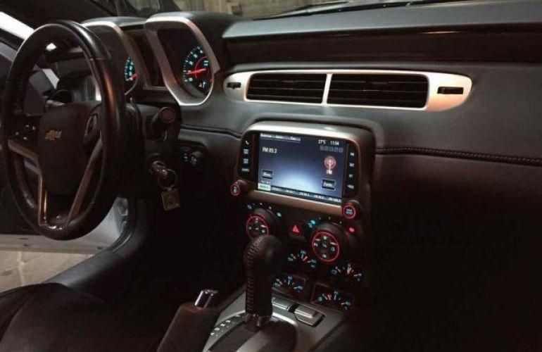 Chevrolet Camaro SS Coupé 6.2 V8 - Foto #6