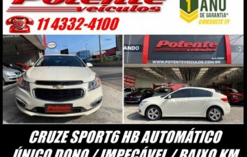 Chevrolet Cruze Sport6 LT 1.8 Ecotec 6 16V