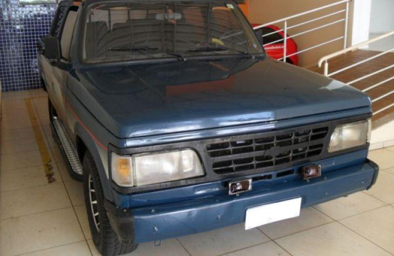 Chevrolet D20 Custom S Cabine Simples 4.0 8V - Foto #3