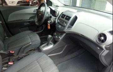 Chevrolet Sonic LT 1.6 MPFI 16V Flex - Foto #4