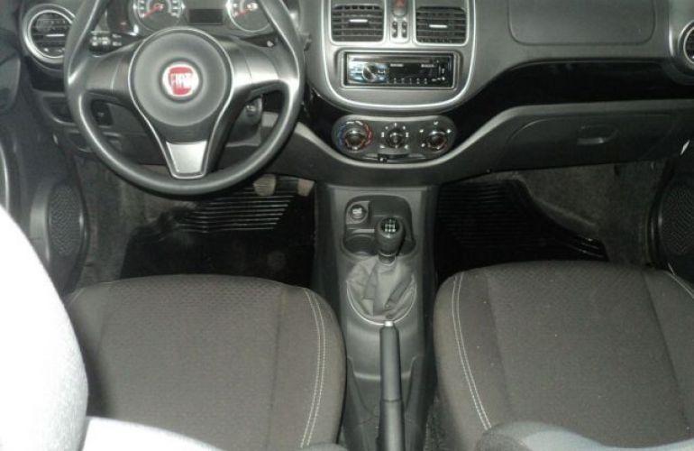 Fiat Grand Siena Attractive 1.0 Flex - Foto #6