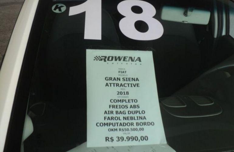 Fiat Grand Siena Attractive 1.0 Flex - Foto #8