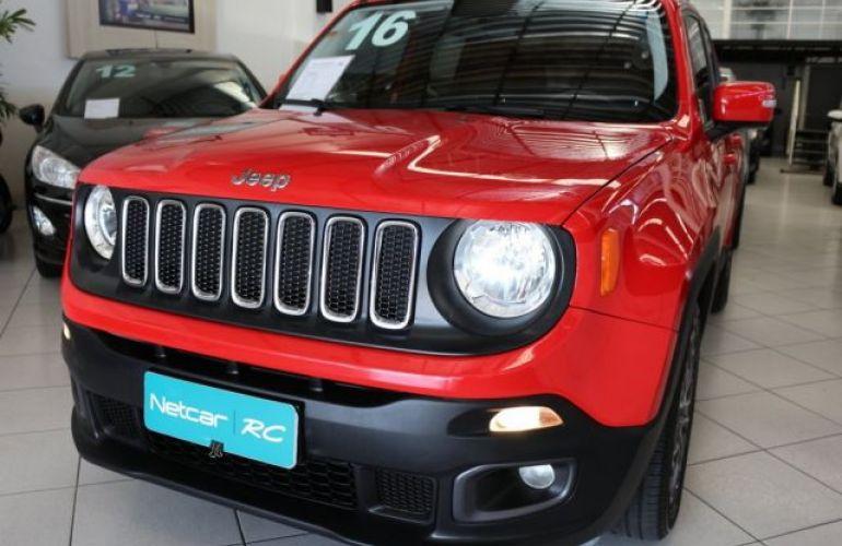 Jeep Renegade Sport Longitude 1.8 Flex - Foto #1