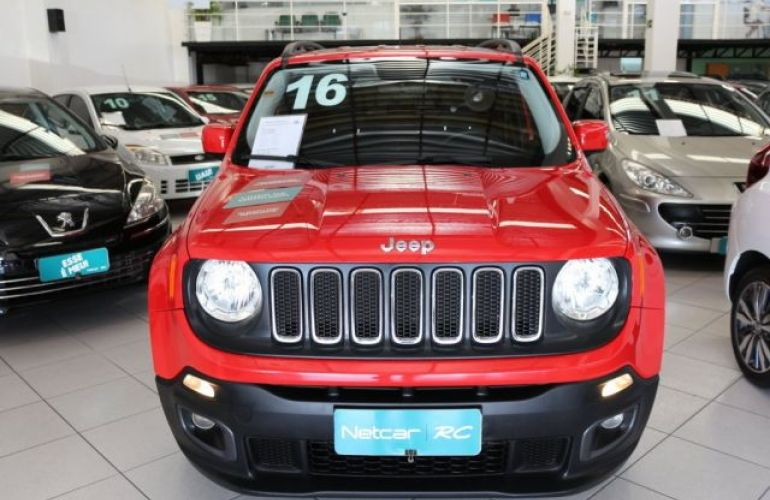 Jeep Renegade Sport Longitude 1.8 Flex - Foto #7