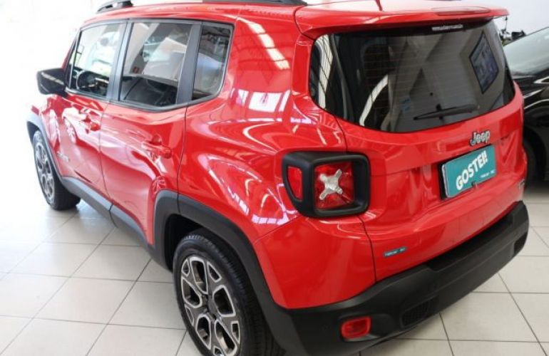 Jeep Renegade Sport Longitude 1.8 Flex - Foto #8