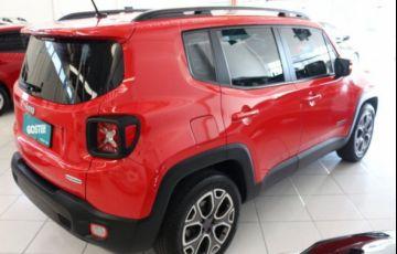 Jeep Renegade Sport Longitude 1.8 Flex - Foto #10
