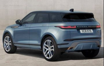 Land Rover Range Rover Evoque Dynamic HSE 4WD 2.0 16V - Foto #2