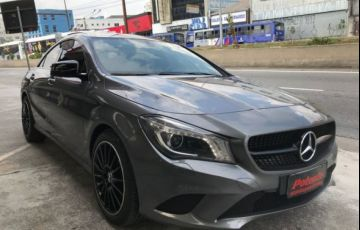 Mercedes-Benz CLA 200 CGI 1.6 16V 156cv Turbo