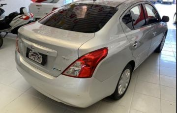 Nissan Versa 1.6 16V SV (Flex) - Foto #4