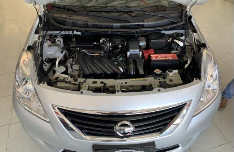 Nissan Versa 1.6 16V SV (Flex) - Foto #6