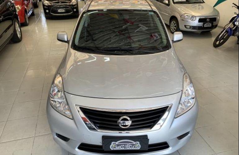 Nissan Versa 1.6 16V SV (Flex) - Foto #8