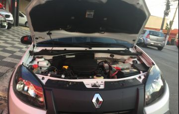 Renault Sandero Stepway Tweed 1.6 8V (Flex) - Foto #9