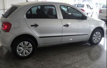 Volkswagen Gol Trendline 1.6 Total Flex - Foto #4